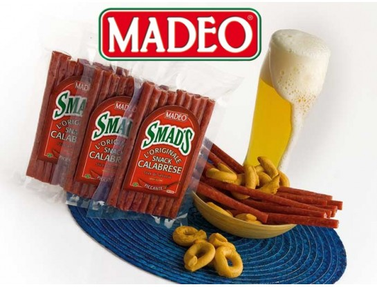 Snack Madeo piccante